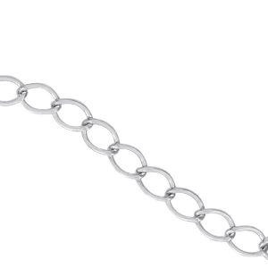 classic charm bracelet closeup