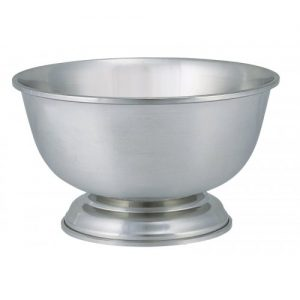 Woodbury Pewter Revere Engravable Bowl 6 inch